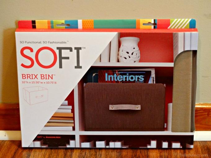 Six Tips for Organizing Closets SOFI Brix Bins