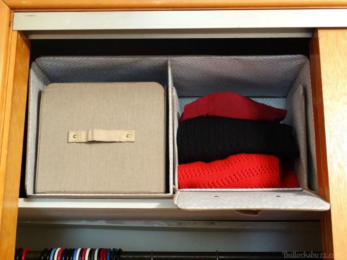 Six Tips for Organizing Closets SOFI Rax Bin