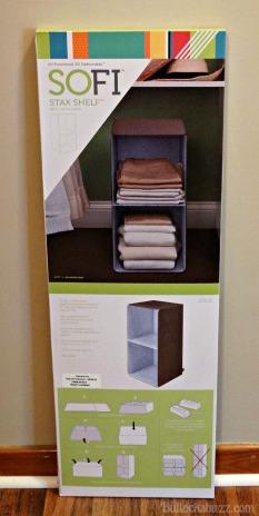Six Tips for Organizing Closets SOFI Stax Shelf