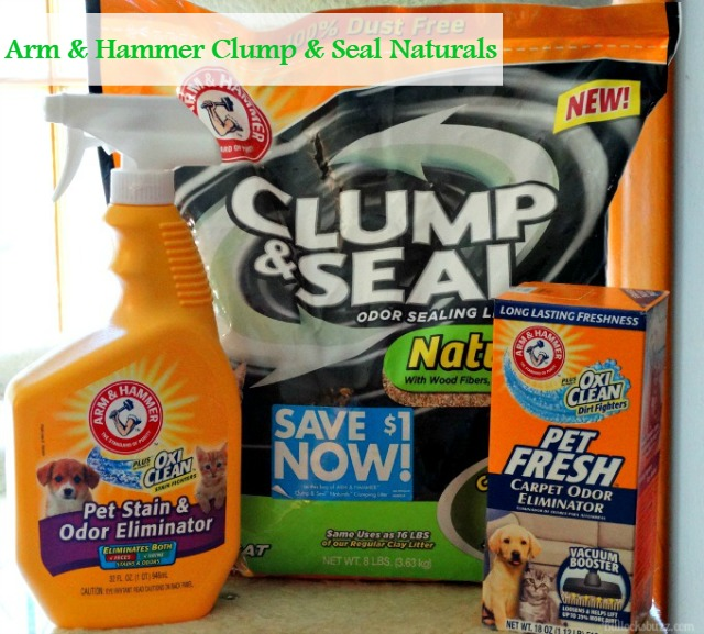Clump And Seal Cat Litter