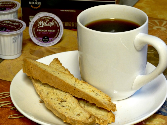 biscotti and mccafe
