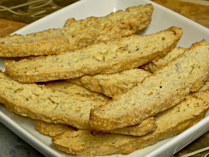 biscotti recipe and mccafe