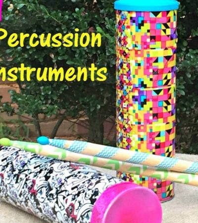 DIY Percussion Instruments – Pringles® Summer Jam