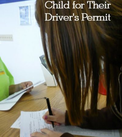 Preparing Your Child for Their Driver's Permit