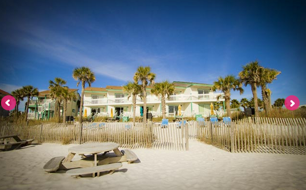 The Sandpiper Beacon Beach Resort Reach Panama City Villas