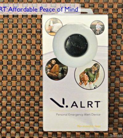 V.ALRT Personal Emergency Alert Device: Affordable Peace of Mind