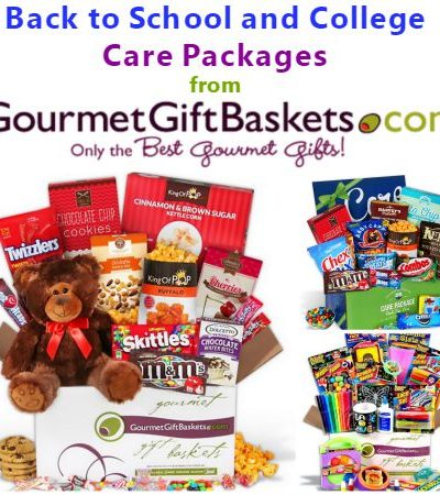 College Care Packages from GourmetGiftBaskets.com