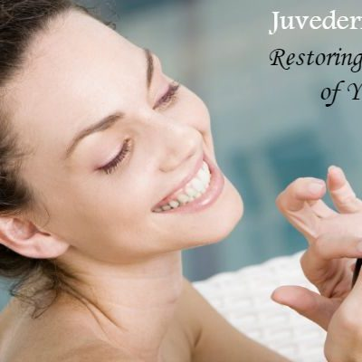 Juvederm Volift- Restoring the Look of Youth