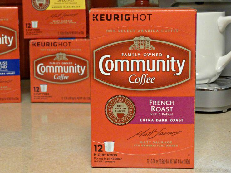 community coffee french roast flavor