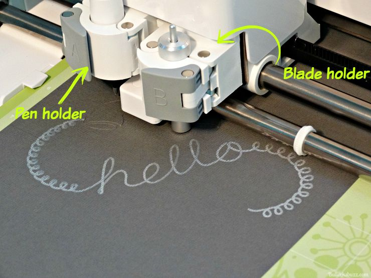 cricut explore air dual cartridge for drawing and cutting