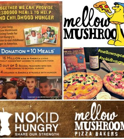 Mellow Mushroom Birmingham Helping to End Childhood Hunger with No Kid Hungry