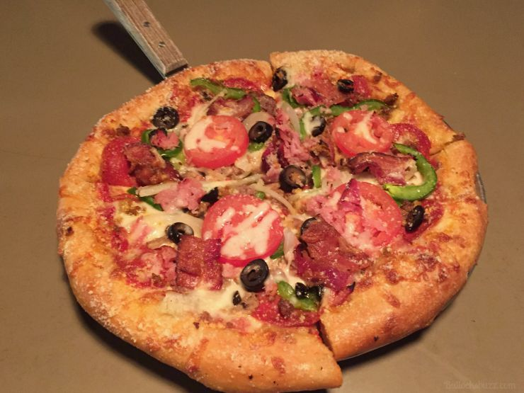 mellow mushroom pizza house specialty order
