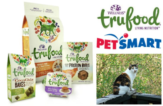 Wellness TruFood Pet Food at PetSmart: More of What Your Pet Needs #TruLoveIs