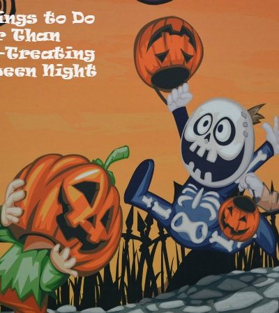 5 Fun Things to Do Other Than Trick-or-Treating on Halloween