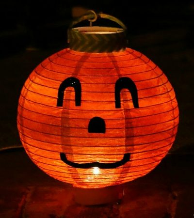 DIY Halloween Pumpkin Lanterns – Upcycled Crafts