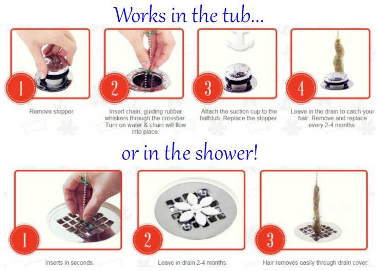 drainwig instructions