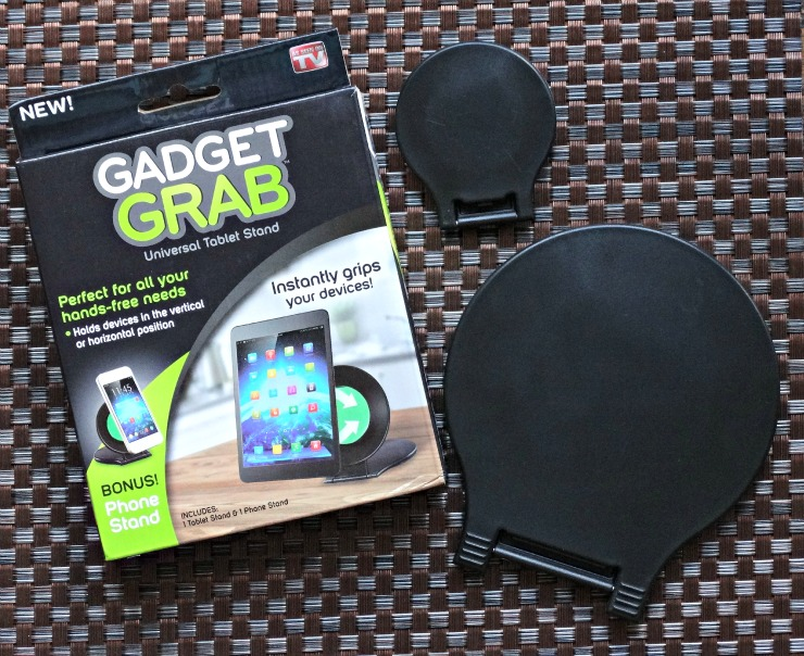 gadget grab packaging review and giveaway