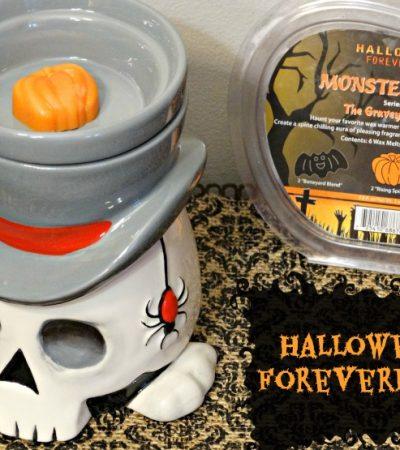Halloween Forevermore: The Undertaker Halloween Wax Warmer