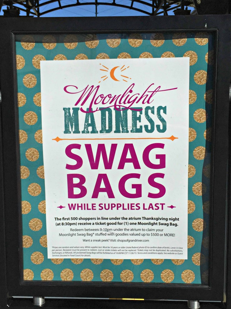 The Outlet Shops of Grand River Moonlight Madness