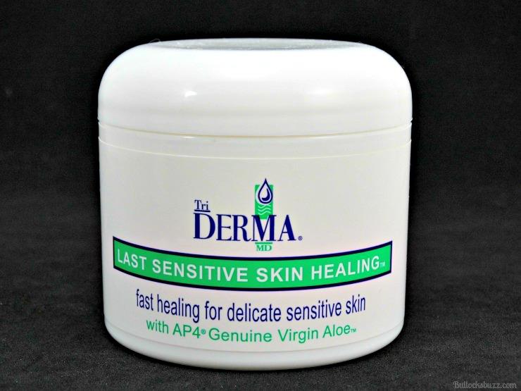 TriDermalast skin care sensitve skin moisturizer