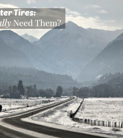 Winter Tires: Do You Really Need Them?