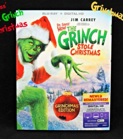Dr. Seuss' How The Grinch Stole Christmas Grinchmas Edition!