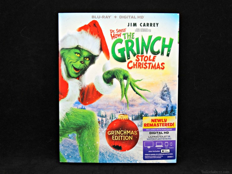 Dr Suess' How the Grinch Stole Christmas Grinchmas Edition image