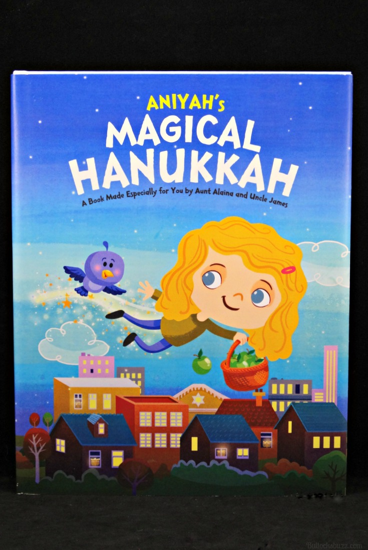 Personalized Books from Hallmark Magical Hanukkah cover image