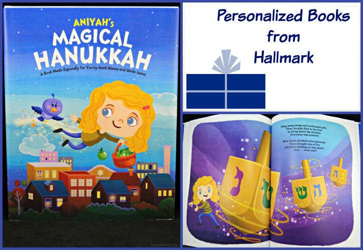 Hallmark Personalized Books: A Magical Hanukkah - Bullock ...
