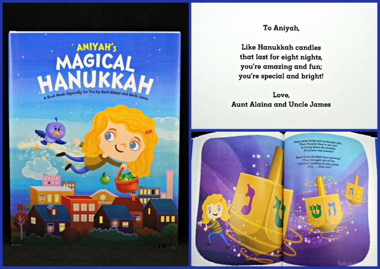 Personalized Books from Hallmark Magical Hanukkah image