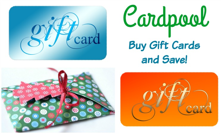 Cardpool – Discounted Gift Cards!