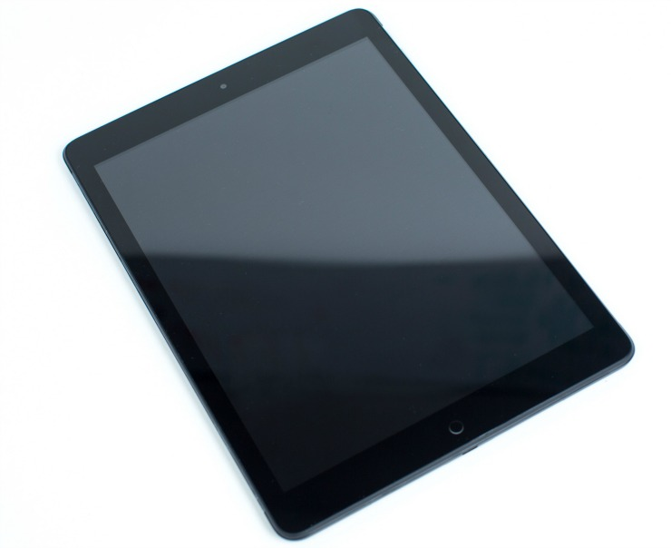 key ingredient recipe reader hd tablet front view