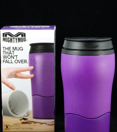 Mighty Mug – The Mug That Won't Fall Over! {Review}
