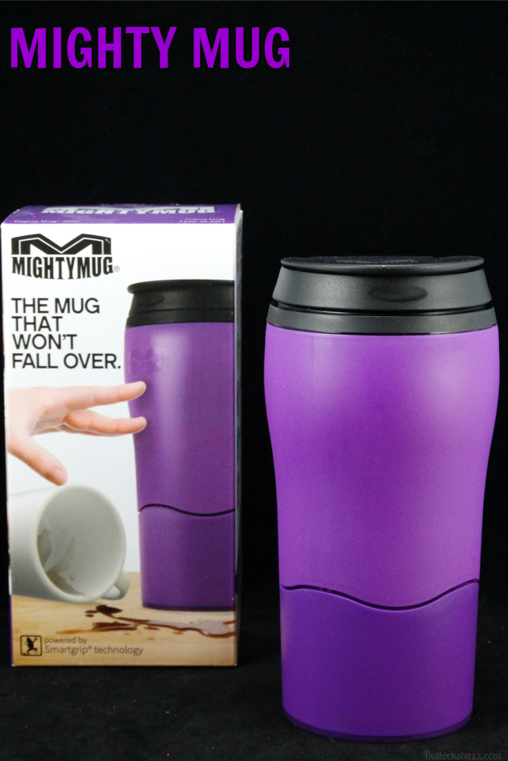 Mighty Mug – The Mug That Won't Fall Over! {Review}