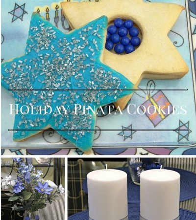 Holiday Piñata Cookies: Easy Holiday Planning with Big Lots