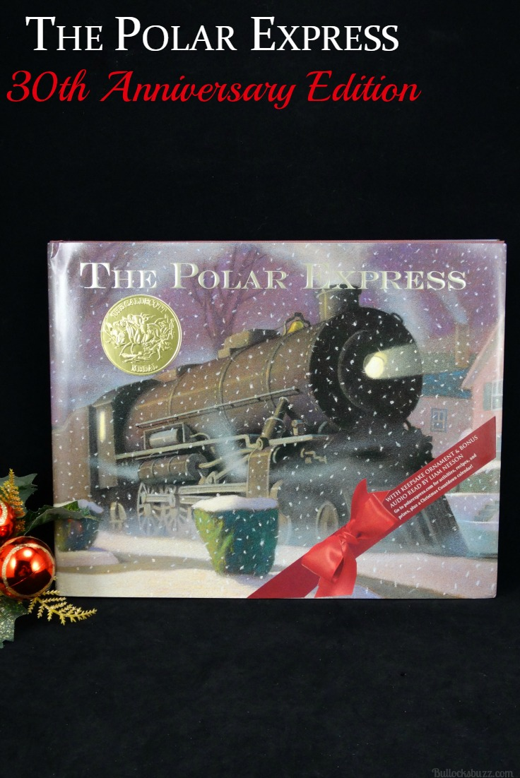 the polar express 30th anniversary edition cover main image