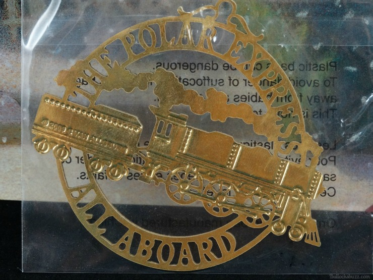 the polar express 30th anniversary edition special ornament