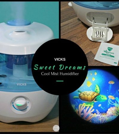 Vicks Sweet Dreams Cool Mist Humidifier – Review