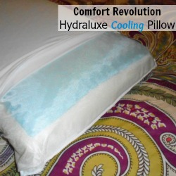 hydraluxe cooling pillow
