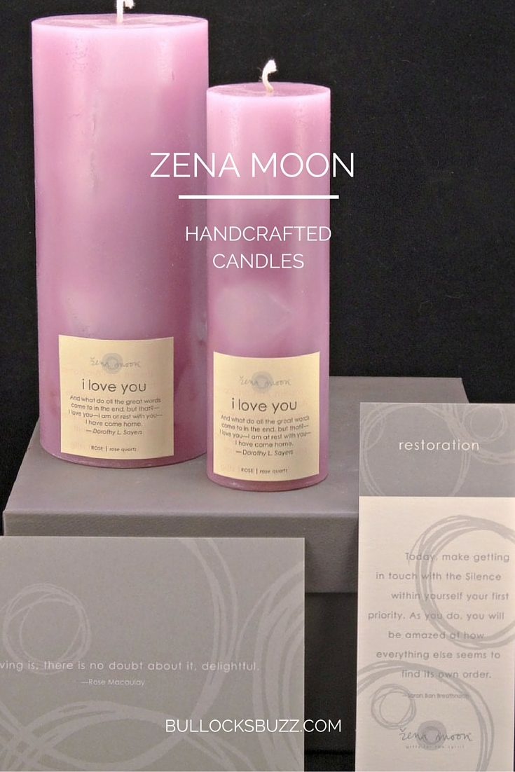 Zena Moon Candles