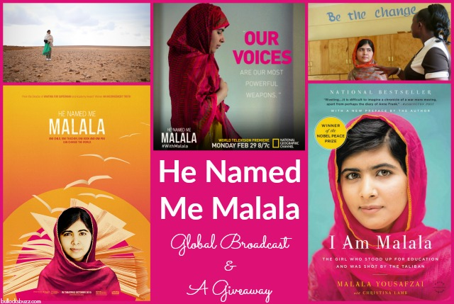 He Named Me Malala – Global Broadcast