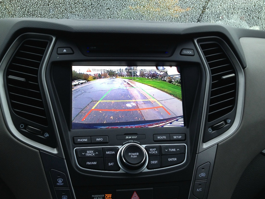 rear view cameras main image
