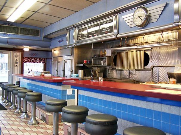 florida road trip diner