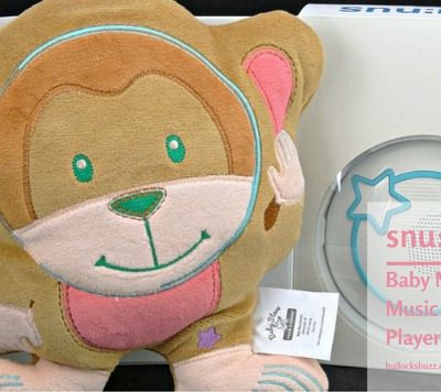 snu:mee – Baby Monitor, Music Box & MP3 Player  – Help Baby Rest Easy