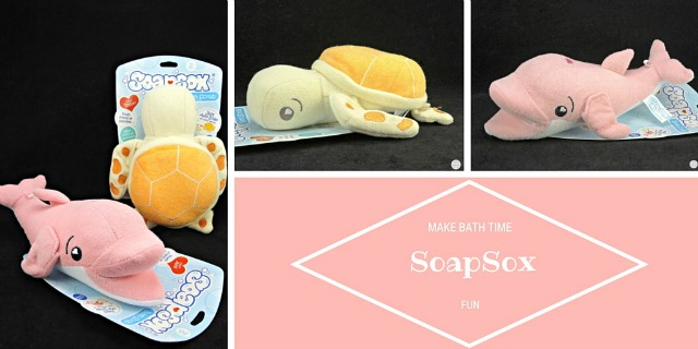 SoapSox – Make Bath Time Fun