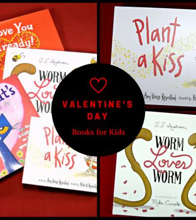 Children's Books for Valentine's Day