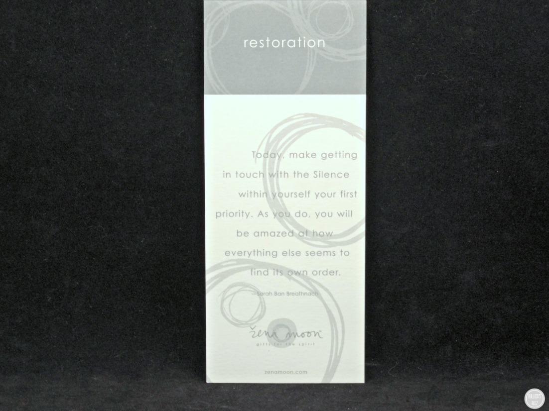 zena moon candles valentines day book mark