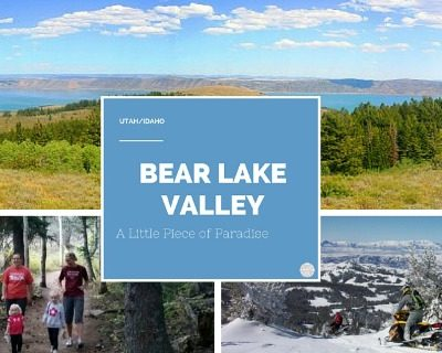 Plan Your Next Vacation to the Caribbean of the Rockies! Bear Lake Valley