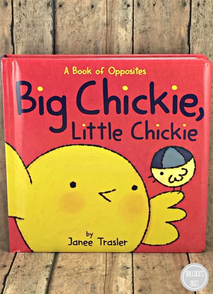 Easter Books for Children Big chickie Little chickie
