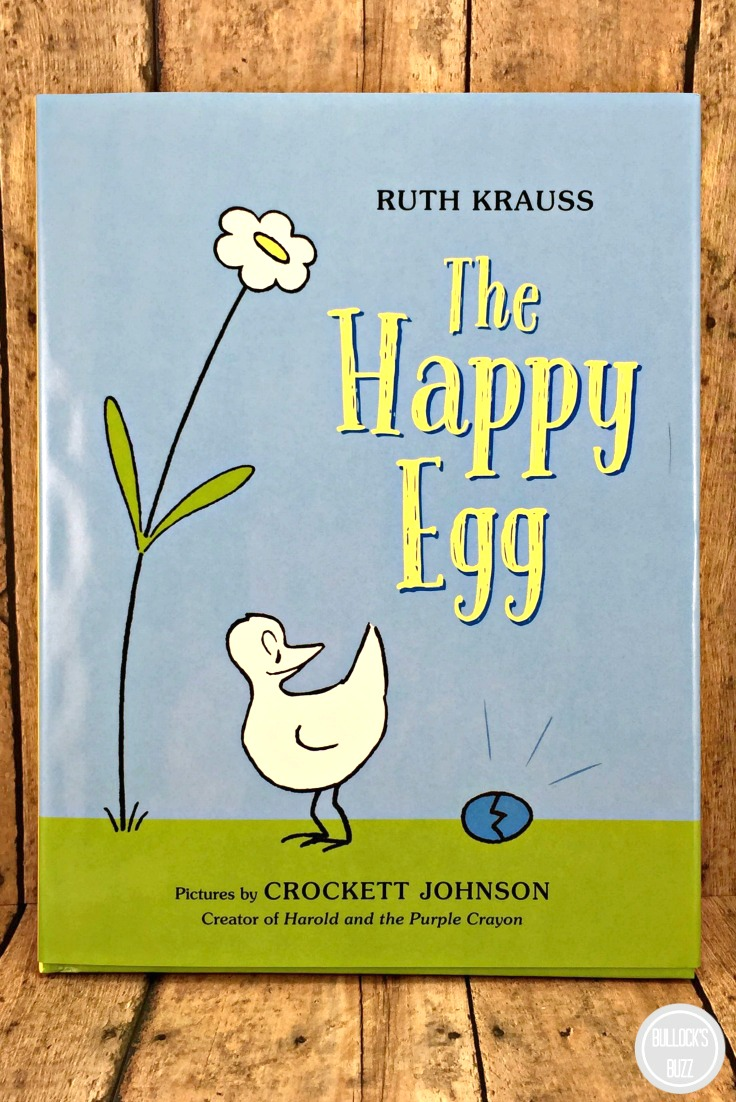Easter Books for Children the happy egg toddlers